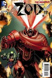 Action Comics (2011) -232- Zod