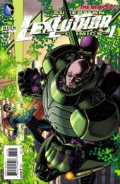 Action Comics (2011) -233- Lex Luthor - Up up and away