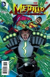 Action Comics (2011) -234- Metallo - Full metal jacket