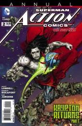 Action Comics (2011) -AN02- Krypton returns - Part 1