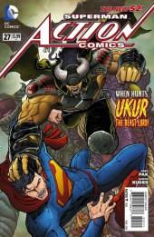 Action Comics (2011) -27- Underworld