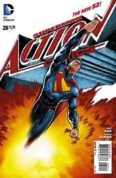 Action Comics (2011) -28- What lies beneath