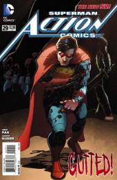Action Comics (2011) -29- Deep Freeze