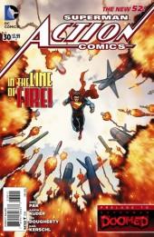 Action Comics (2011) -30- Unbound