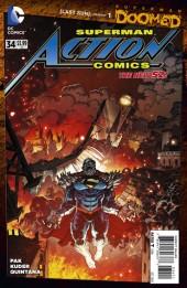 Action Comics (2011) -34- Doomed - Last sun chapter 1