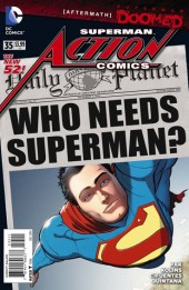 Action Comics (2011) -35- After Doomed