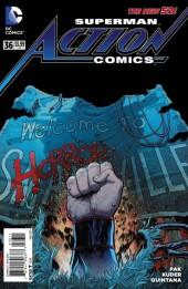 Action Comics (2011) -36- Horrorville