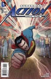 Action Comics (2011) -37- Smallvillains