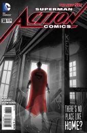Action Comics (2011) -38- Home is where the hell is