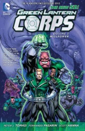 Green Lantern Corps (2011) -INT03- Willpower