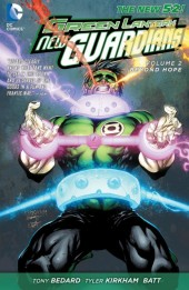 Green Lantern: New Guardians (DC Comics - 2011) -INT02- Beyond hope