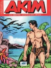 Akim (3e série) -13- Le vautour - le mur invisible