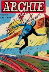 Archie (Jeunesse et Vacances) -30- Bateau-vole !