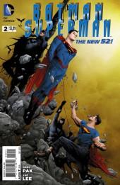 Batman/Superman (2013) -2- Doubletime