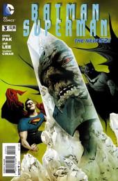 Batman/Superman (2013) -3- Split Screen