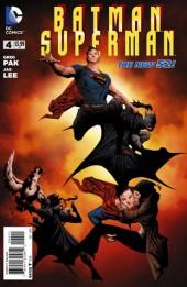 Batman/Superman (2013) -4- Refracted