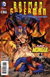 Batman/Superman (2013) -6- Boss Fight