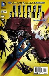 Batman/Superman (2013) -8- First Contact - Part 1