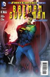 Batman/Superman (2013) -9- First Contact - Part 3