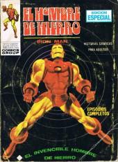 Hombre de Hierro (El) (Iron Man) Vol. 1 -1- El invencible Hombre de Hierro
