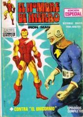 Hombre de Hierro (El) (Iron Man) Vol. 1 -2- Contra