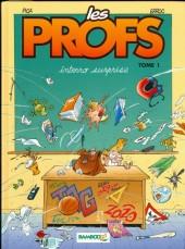 Les profs -1a2003- Interro surprise