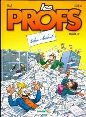 Les profs -3a2003- Tohu-bahut