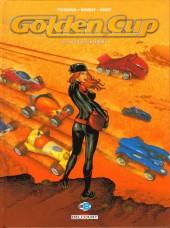 Golden Cup -6- Le truck infernal
