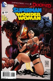 Superman/Wonder Woman (2013) -8- Doomed - Infected Chapter 2
