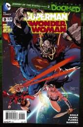 Superman/Wonder Woman (2013) -9- Doomed: [Enemy of the State]: Chapter 2 - Escape