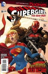 Supergirl (2011) -35- Normal