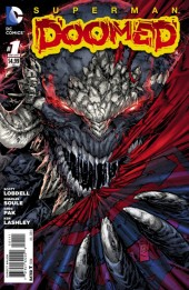 Superman Doomed (2014) -1- Doomed