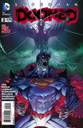 Superman Doomed (2014) -2- Doomed - Last sun chapter 4