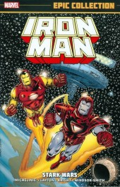 Iron Man Epic Collection (2013) -INT13- Stark Wars
