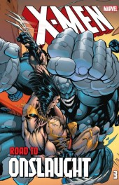 X-Men (TPB) -INT- X-Men: The Road to Onslaught volume 3