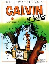 Calvin et Hobbes -13- Enfin seuls !