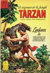 Tarzan (2e Série - Sagédition) (Vedettes T.V.) -2- L'enfance de Tarzan