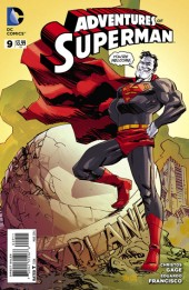Adventures of Superman (2013) -9- Flowers for Bizarro