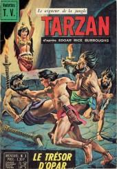 Tarzan (2e Série - Sagédition) (Vedettes T.V.) -3- Le trésor d'Opar