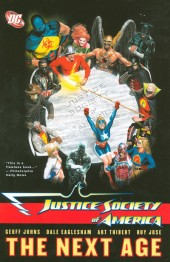 Justice Society of America (2007) -INT01a- The next age