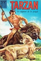 Tarzan (2e Série - Sagédition) (Vedettes T.V.) -31- L'enlèvement