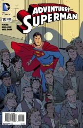 Adventures of Superman (2013) -15- Only child