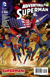 Adventures of Superman (2013) -16- Strange visitor