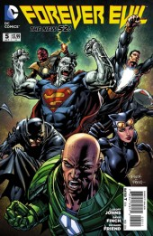 Forever Evil (2013) -5- Hit and run