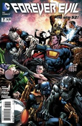 Forever Evil (2013) -7- Crisis of self