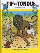 Tif et Tondu - La collection (Hachette)  -52- Tif et Tondu au Congo belge