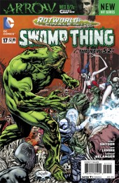Swamp Thing (2011) -17- Rotworld : War of the rot part 2