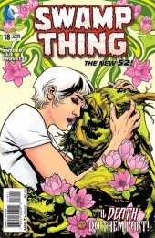 Swamp Thing (2011) -18- Lay down them bones