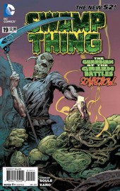 Swamp Thing (2011) -19- Urban Jungle
