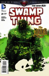 Swamp Thing (2011) -21- The murder poet